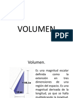 Volume n