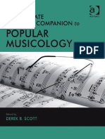 Scott - 2009 - The Ashgate Research Companion to Popular Musicology