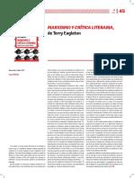 1.1 Marxismo y Cirtica Literaria - Resumen