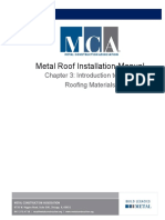 Roofing Catalogue