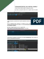 Manual de Instalación y Configuracion