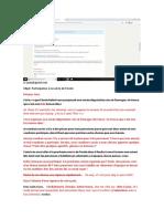 Production écrite DELf B2 example