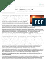 Ativos Encalhados e o Petróleo Do Pré-sal_papaterra_dutra_2018