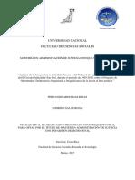 Arguedas, Fernando - Análisis de la jurisprudencia ... delincuencia organizada.pdf