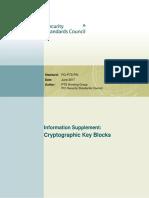 Cryptographic Key Blocks Information Supplement June 2017 (1)