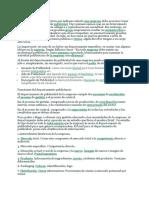 EL DEPARTAMENTO DE PUBLICIDAD