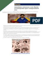 FOTO DE NICOLAS MADURO GAY HOMOSEXUAL - VENEZUELA - 1984