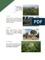 10 Ciudades Mayas