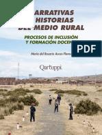 Narrativas e historias del medio rural. Procesos de inclusión y formación docente