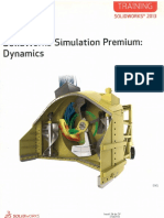SolidWorks simulation premium; dynamics.pdf