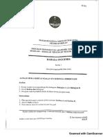 2018 - Negeri Sembilan English_P1 Article Save Environment