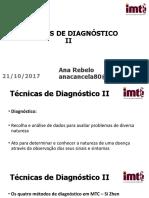 Casos Diagnóstico pela mtc