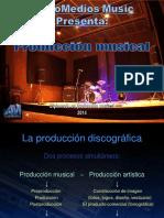 La Producción Musical