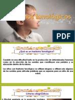 Trastorno-fonologico