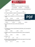 Tema 3 Fraciones, Razones y Proporciones