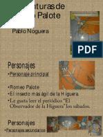 Libro Romeo Palote Por Mejorar Edición