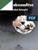 Deus absconditus - Cristóbal Holzapfel.pdf