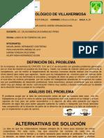 Caso Practico Para Aplicar El Diseño Organizacional-convertido
