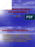 Audit Evidence_ Procedures and Documentation