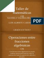 Valeria Beltran..