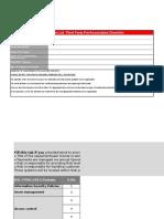 9.1. Annexure [9.1] Third-Party Pre-Association Checklist