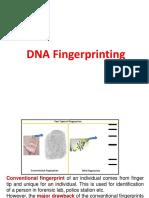 11. Unit IV- DNA Fingerprinting