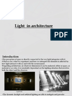 Light as Intro