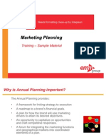 Marketing Planning Course Sample Materials v1 Ssd 100410