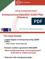 2007-10-Action Plan Entrepreunial Education