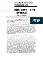 The Almighty - The Eternal