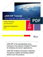 JAIN-SIP-Tutorial