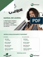 Manual Do Lojista