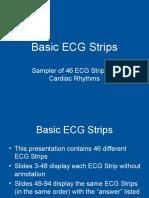 Basic ECG Strips NEW