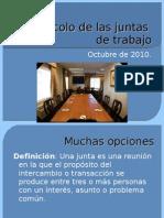 Protocolo de las juntas de negocios