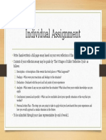 W1 Individual Assignment