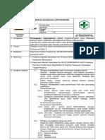 SOP A27.9 - Leptospirosis