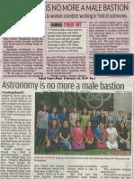 SakalTimes 28Feb2019 WomenAstronomy Complete