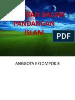 Kesehatan Dalam Pandangan Islam