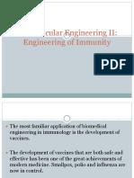 Biomolecular Engineering II