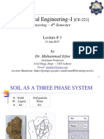 Phase Relationships in Soil Mechanics