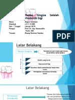 Prevalensi Resesi Gingiva Setelah Pergerakan Ortodontik Gigi.pptx