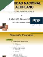 Analisis de Estados_financieros Una Puno