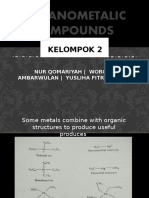 Organometalic Compounds