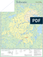 Tobeatic Guide Map