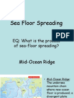 1 4 Sea Floor Spreading.ppt