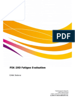 22742-PIK-20D Fatigue Evaluation 20151115
