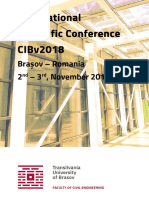 CIBv2018 - Third Announcement