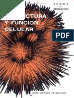 Estructura y Función Celular - Loewy & Siekevitz .pdf