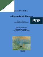 A Personalidade Humana - Fredrich W. H. Myers