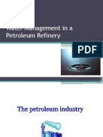 water petrolium